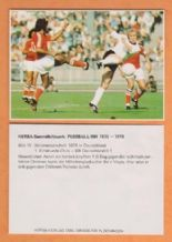 Chile v West Germany 1974 World Cup (11) Vogts